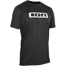 ION Scrub Camiseta Manga Corta, negro